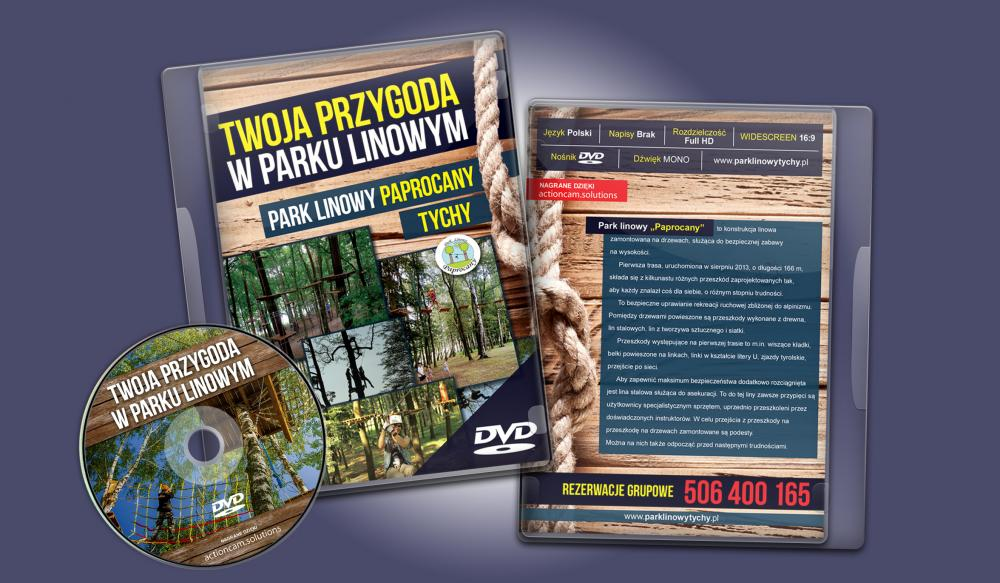 Parki linowe DVD